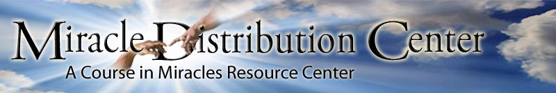 Miracle Distribution Center | Daily Lessons | Sign Up