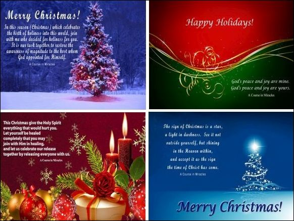 just in time for the holidays weve added some e cards with the theme of christmas these free full color e cards featuring an inspirational quote from a - Christmas E Cards